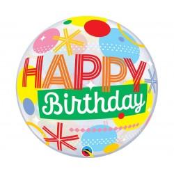"Bablas ""Happy Birthday""/spalvotas"