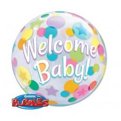"Bablas ""Welcome baby"""