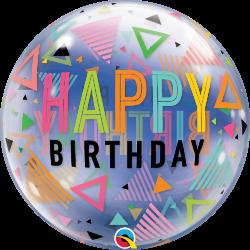 """Bablas """"Happy Birthday""""/ vėliavėlės"""