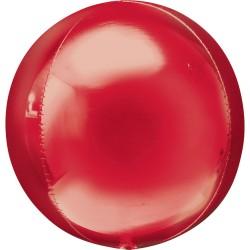 Orbz. balionas / raudonas