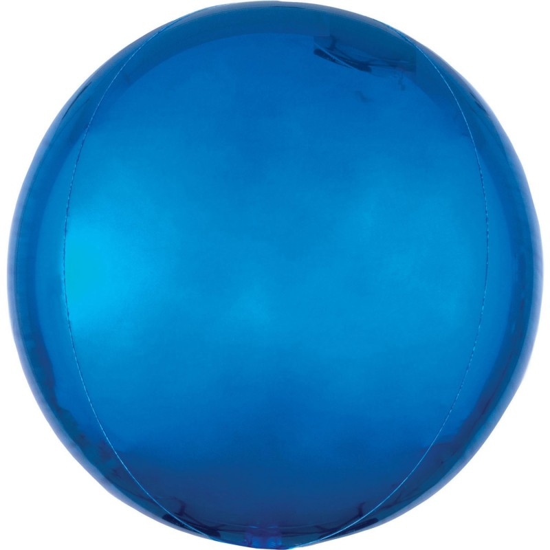 Orbz. balionas / mėlynas