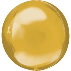 Orbz. balionas / auksinis