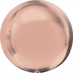Orbz. balionas / rose gold