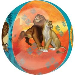 "Orbz. balionas ""Liūtas karalius"""