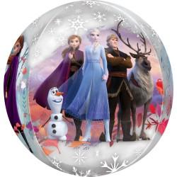 """Orbz. balionas """"Frozen"""""""