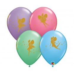 """Guminiai balionai """"Fėjos"""""""