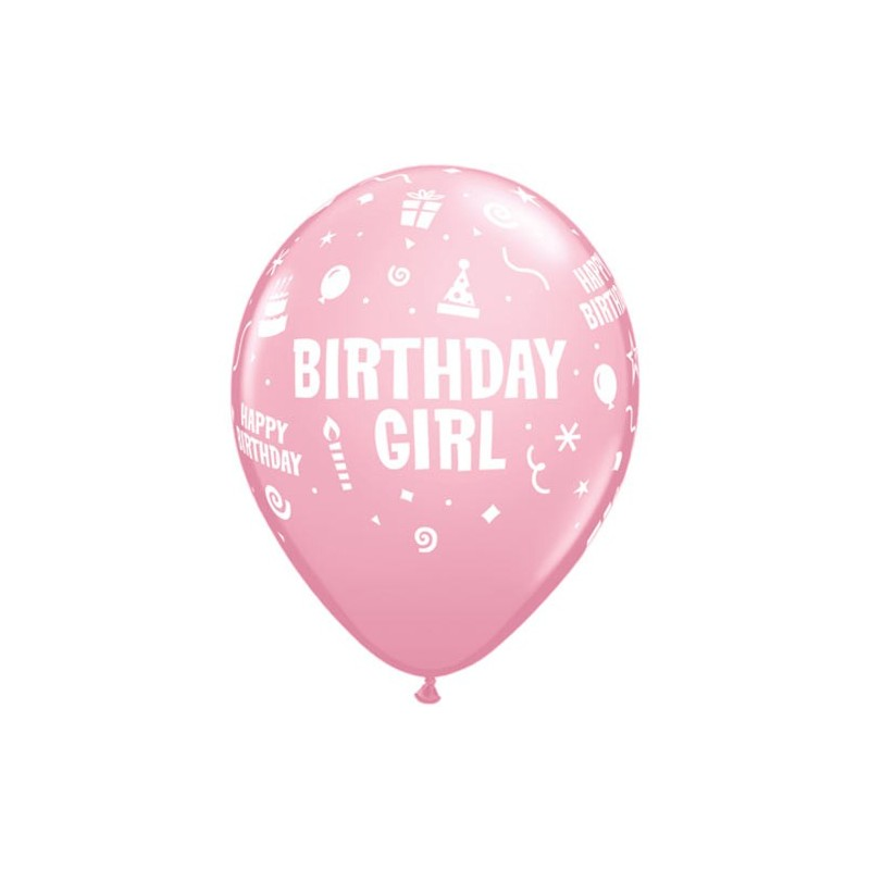 "Guminiai balionai ""HB girl"""