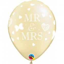 "Guminiai balionai ""Mr & Mrs"""