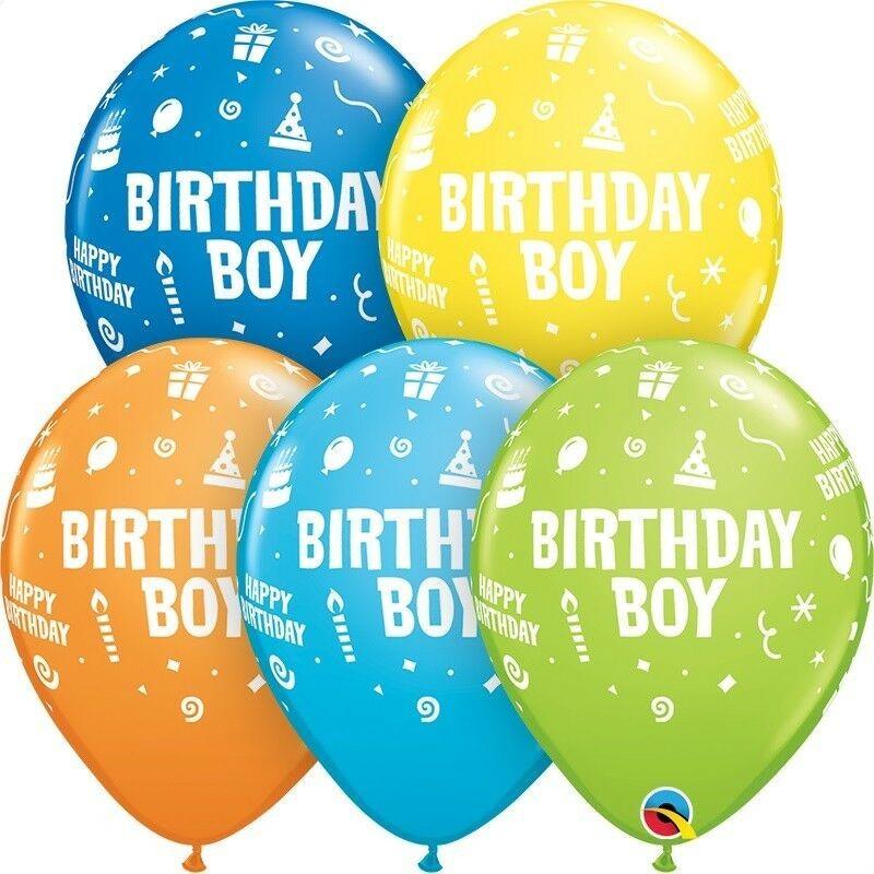 "Guminiai balionai ""HB boy"""
