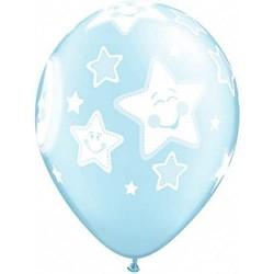 """Guminiai balionai """"Mėnuliai""""/žydra"""