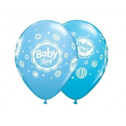 "Guminiai balionai ""Baby boy"""
