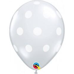 """Guminiai balionai """"Burbuliukai""""/skaidrūs"""