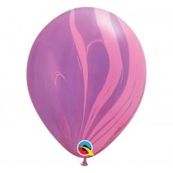 """Guminiai balionai """"Marmuriniai""""/rožiniai"""