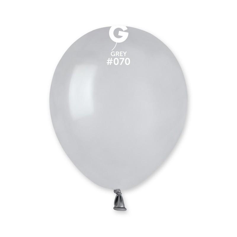 Pilki pasteliniai balionai
