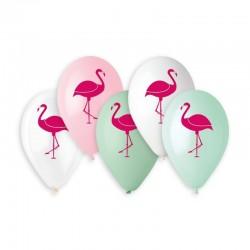 """Guminiai balionai """"Flamingai"""""""