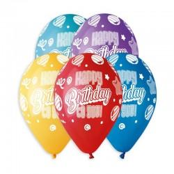 Guminiai balionai /Happy Birthday to you