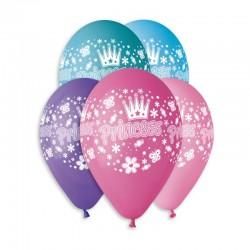 """Guminiai balionai """"Princesės"""""""