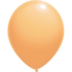 Persikiniai pasteliniai balionai