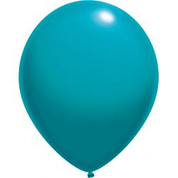 Turkio spalvos pasteliniai balionai