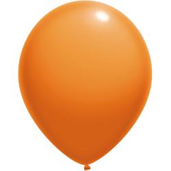Oranžiniai pasteliniai balionai