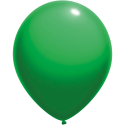 Žali pasteliniai balionai