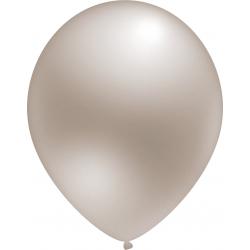 Sidabriniai perlamutriniai balionai