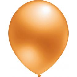 Oranžiniai perlamutriniai balionai