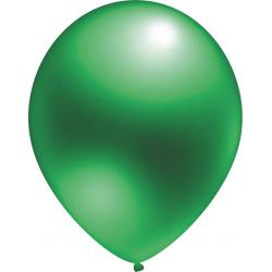 Žali perlamutriniai balionai