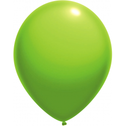 Šviesia žali pasteliniai balionai