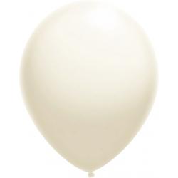 Balti pasteliniai balionai