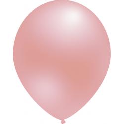 Rožiniai perlamutriniai balionai