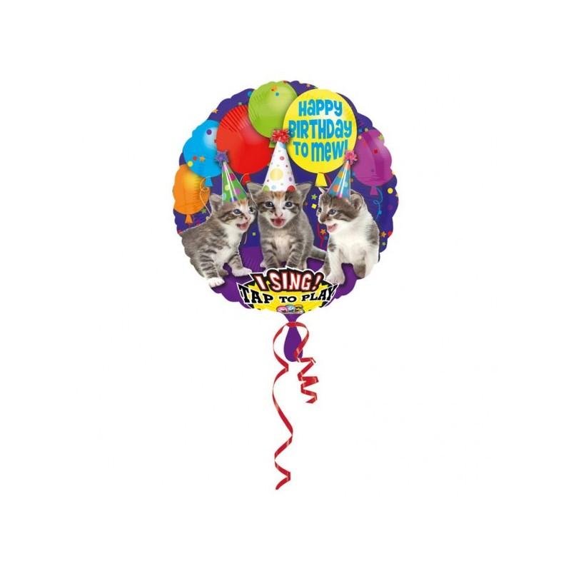 """Grojantis balionas """"Katės"""""""
