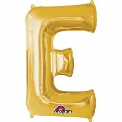 """Folinis balionas raidė """"E"""""""