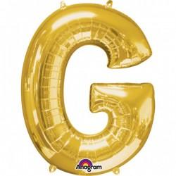 """Folinis balionas raidė """"G"""""""