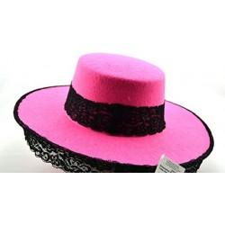 Rožinė skrybėlė