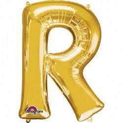 """Folinis balionas raidė """"R"""""""