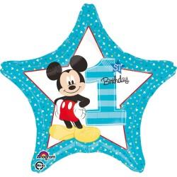 """Folinis balionas """"Mikis/žvaigždė"""""""