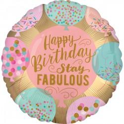 """Folinis balionas """"Fabulous"""""""