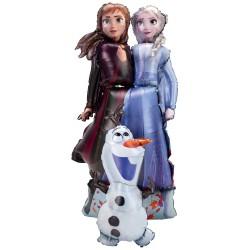 """Folinis balionas """"Frozen"""" / vaikštukas"""