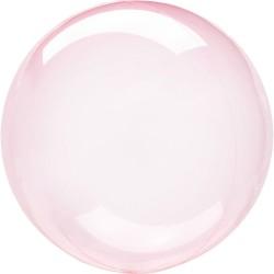 """Folinis balionas """"Rožinis skaidrumas"""""""