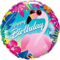 "Folinis bal.""Happy Birthday""/Flamingas"