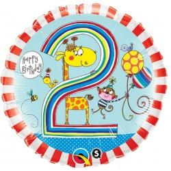 """Folinis balionas """"Žirafa 2"""""""