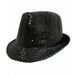 "Skrybėlė ""Disko""/juoda"