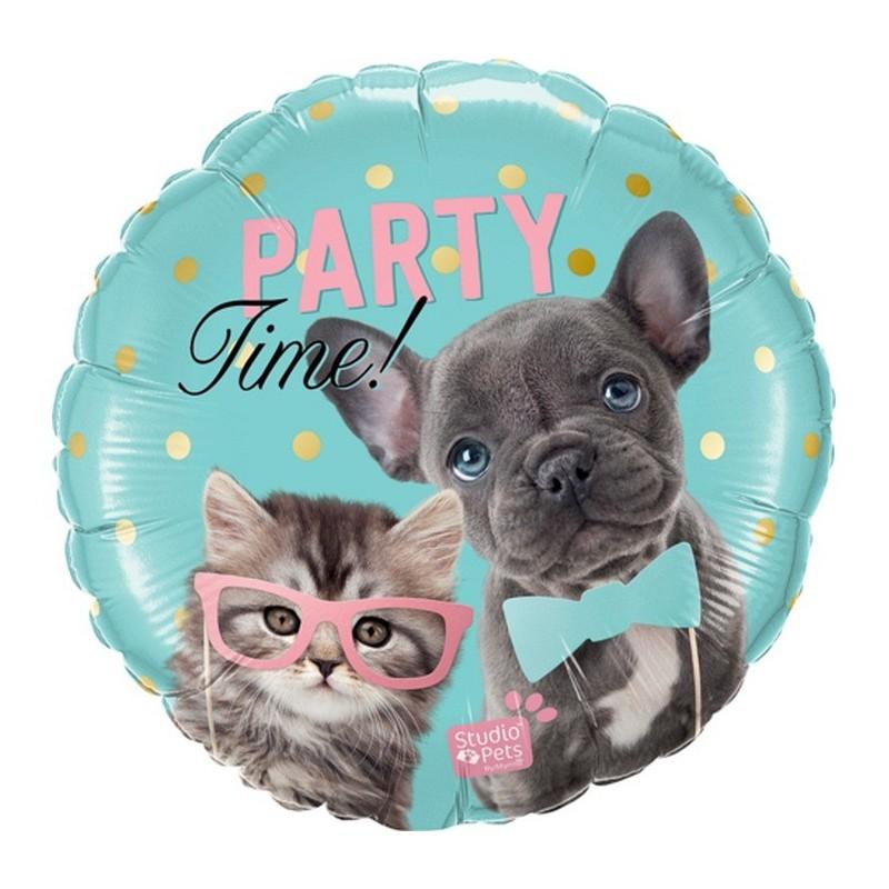 "Folinis balionas ""Party Time!"""