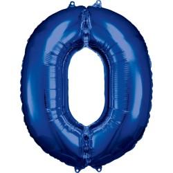 """Folinis balionas """"Skaičius 0"""""""