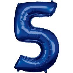 """Folinis balionas """"Skaičius 5"""""""
